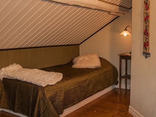 Östra rummet enkelsäng
