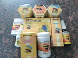 Medicata-produkter