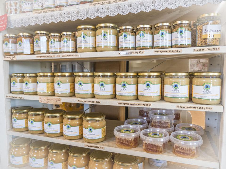 Honungsprodukter